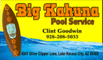 Big Kahuna Business Card by South Side Sign